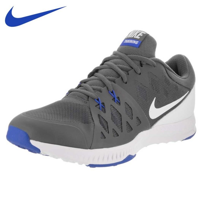 NIKE852456 Air Epic Speed TR II Hombres, Gris (Dark Grey