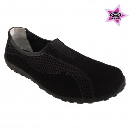 SNEAKERS NEGRA MUJER