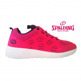 ZAPATILLA SPALDING RELAXED WOMAN FUCSIA