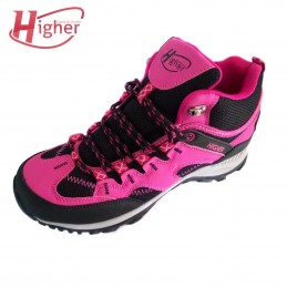 ZAPATILLA HIGHER HIKING SHOES FUCSIA