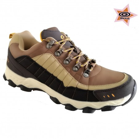 ZAPATILLA OUTDOOR GOLF SPIDER CAFÉ