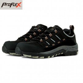 ZAPATILLA DE SEGURIDAD PROFLEX 0112 ND BLACK