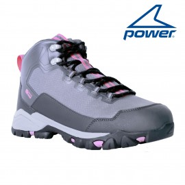 ZAPATILLA MUJER POWER SC TALUS GRIS