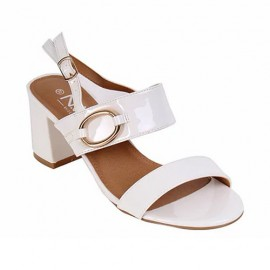 SANDALIA NEW WALK ARGOLLA WHITE