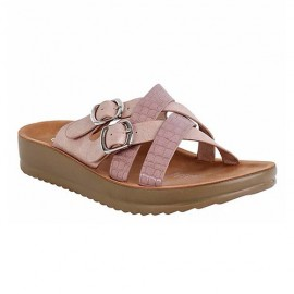 SANDALIA NEW WALK BUCKLE PINK
