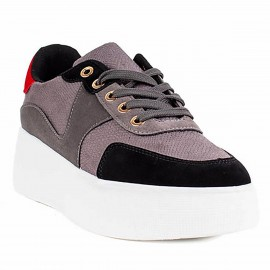 ZAPATILLA NEW WALK GREY