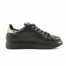 ZAPATILLA NEW WALK NEGRA