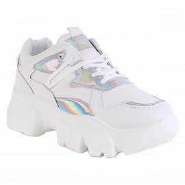 ZAPATILLA NEW WALK LITNUM PLATA