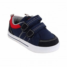 ZAPATILLA NAT GEO KIDS NAVY
