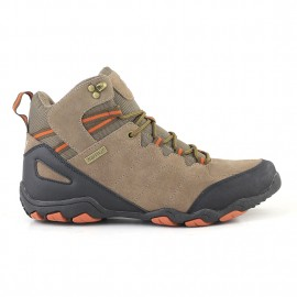 ZAPATILLA NORWEST TREKKING CREW HI BROWN