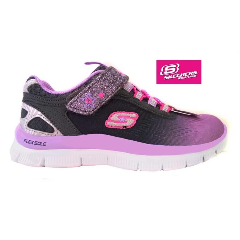 sandalias skechers para niñas